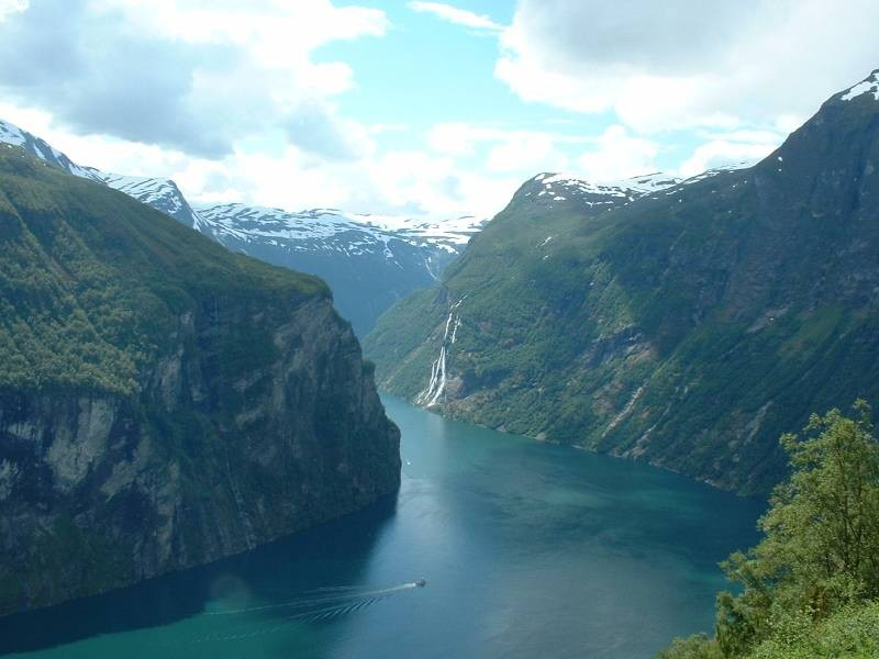Les norv giens et la nature la norv ge - Office de tourisme norvege ...