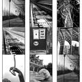 Noir et blanc, Bercy-Les halles