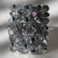12 fleurs cristal comet argent light
