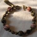 Bracelet bronze style GAS