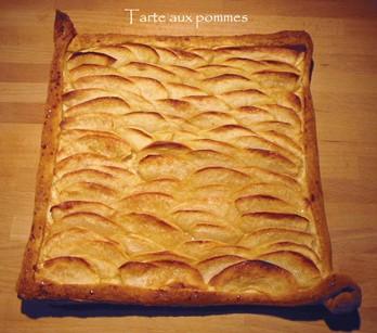 Recettes de tarte aux pommes granny smith