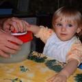 Amélie essore la salade (4)