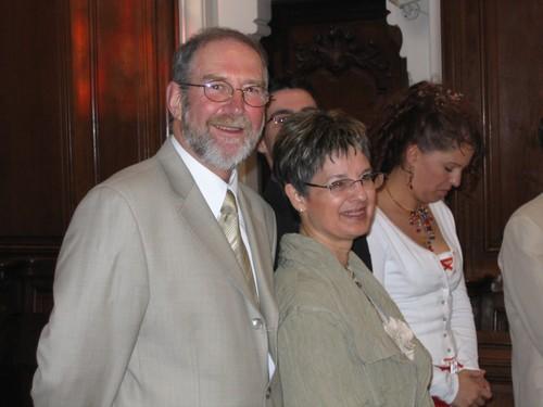 Jean-Luc et Annie