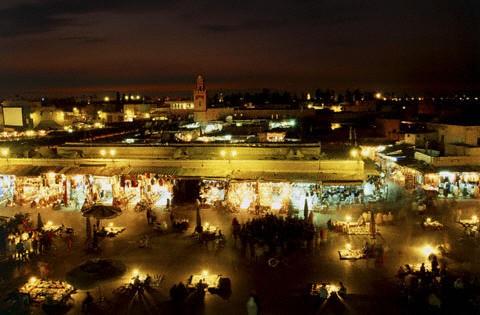 معلومات وصور مدينة مراكش المغربية