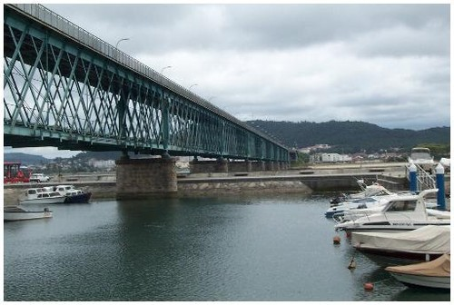 Pont construit par Gustave Eiffel