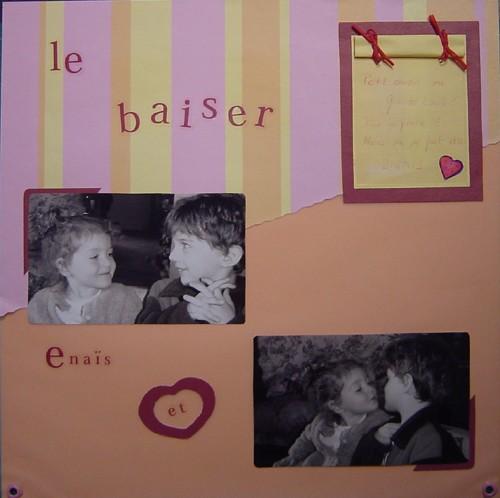 Le baiser (page 1)