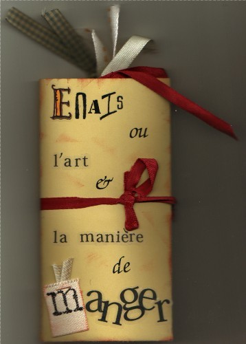 Tag book couverture