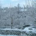 Villiers sous la neige
