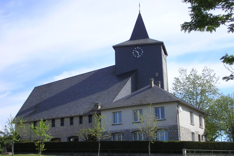 01 - L'Eglise et le Presbitaire.