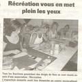 Article La Voix du Nord 13 juin 2006
