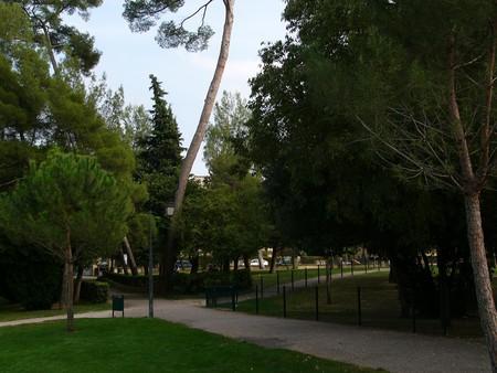 Photo sur le sud de la france marseille aix en provence - Parc jourdan aix en provence ...