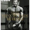 Johnny, vieux du stade de France ( calendrier 2006)