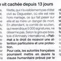 Ouest France du lundi 17 avril 2006