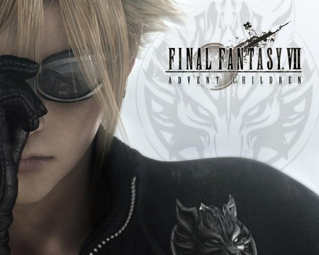 t Final Fantasy VII Advent Children Cloud Imagenes de Final Fantasy