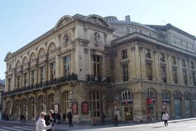 Le Théatre de Reims