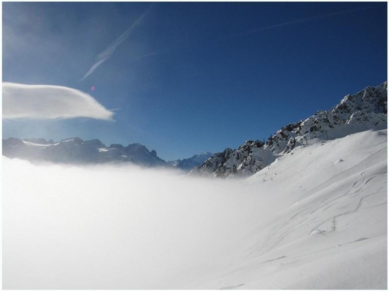 La Creusa Marecottes Valais Suisse