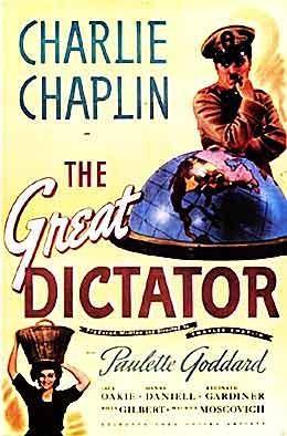 Le Dictateur - Chaplin - 1940