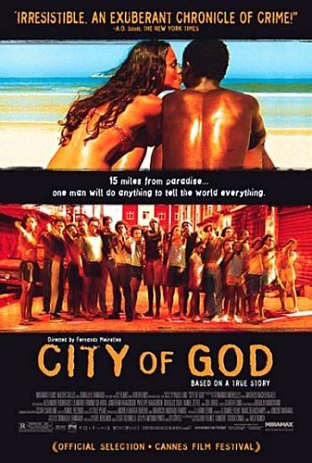 Cidade de Deus - Fernando Meirelles - 2002