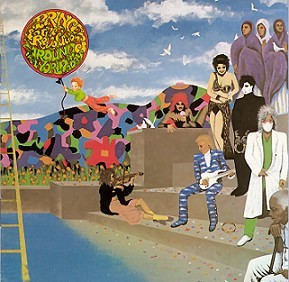 Prince - Around The World In A Day - 1985