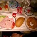 Thailande - vol AF en classe économique - repas médiocre