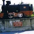 le musé de la locomotive