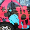 DETAIL of the HIPPOSNAGON Sokazo smart car Pacific Spirits in Mo