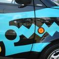 SNEARTHQUAKE Sokazo smart car Pacific Spirits in Motion