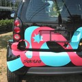 TAIL OF THE HIPPOSNAGON Sokazo smart car Pacific Spirits in Moti