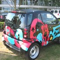 RIGHT SIDE Sokazo smart car Pacific Spirits in Motion