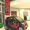 Red smART car by Sokazo