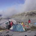 Le campement 2005