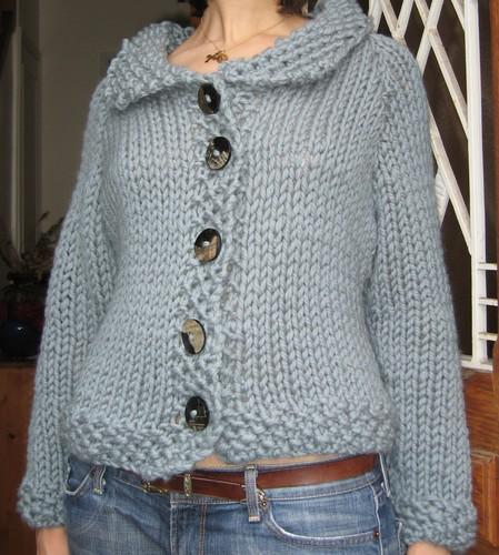 Big Wool Boutons en corne