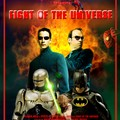 AFFICHE 1 FIGHT OF THE UNIVERSE / POSTER 1 FIGHT OF THE UNIVERSE