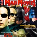 COUVERTURE FICTIVE MAD MOVIES / FICTITIOUS COVERING...