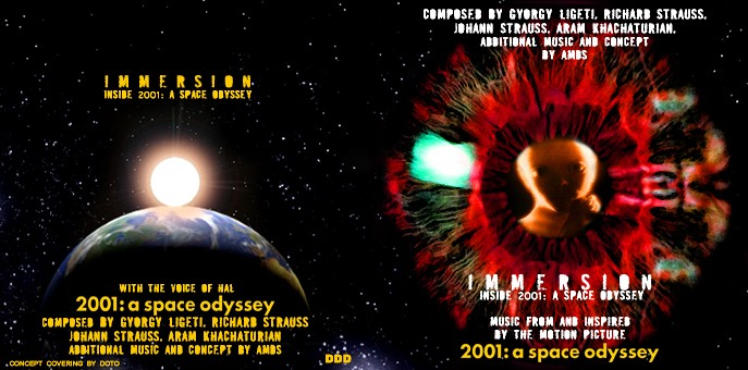 IMMERSION INSIDE 2001 A SPACE ODYSSEY