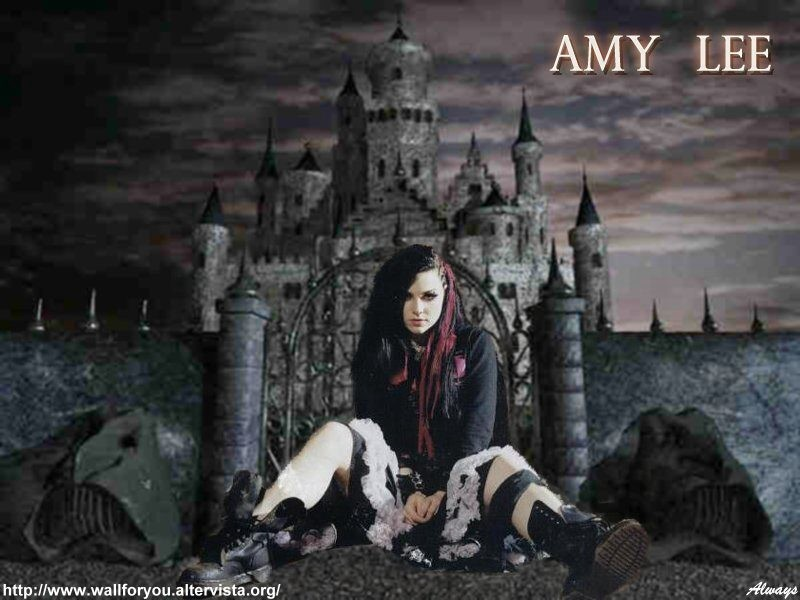 Amy Lee Foto�raflar�