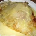 Ailes de raie au camembert
