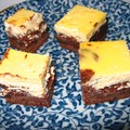 Cheese-brownie au chocolat