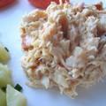 Crabe et son risotto de pommes de terre
