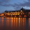Orsay Museum by night