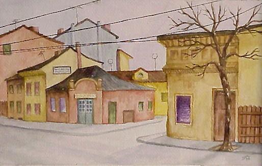 Bukarest View