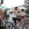 Vélo motorisé un plus !