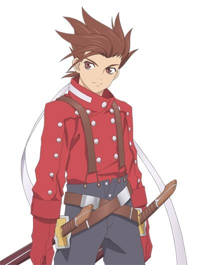 †♦Tales of Symphonia Gallery♦† Lloyd