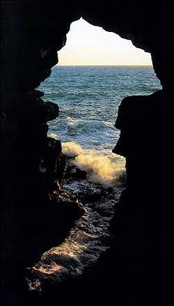 Les grottes d'Hércule