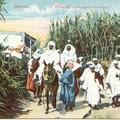 Raisuli à l'entrée de Tanger