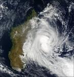 cyclone   photo Nasa