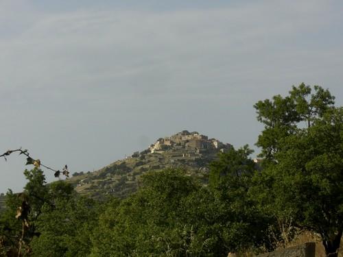 San Antonino, superbe village