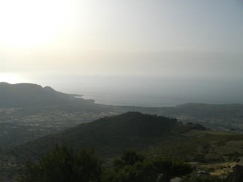 Vue depuis le sommet de San Antonino