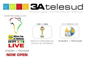 La can en direct sur internet sur le journal - Coupe d afrique en direct sur internet ...
