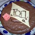Le gâteau de Lou pour son frère